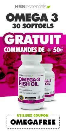 Omega-3 HSN Gratuite