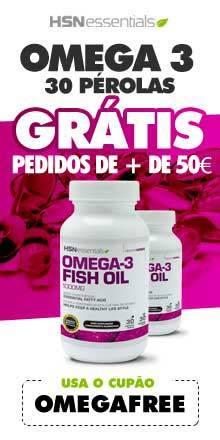 Omega-3 HSN Gratuito