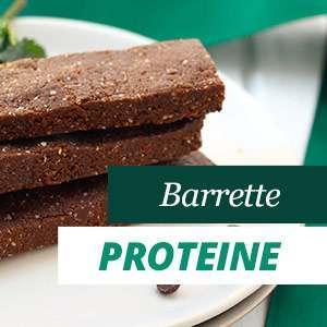 Barrette proteiche