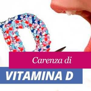 Carenza di Vitamina D