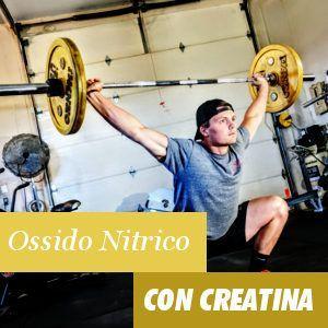 Ossido nitrico con Creatina
