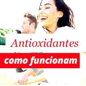 Antioxidantes e envelhecimento
