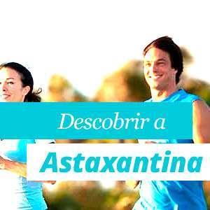Benefícios Astaxantina