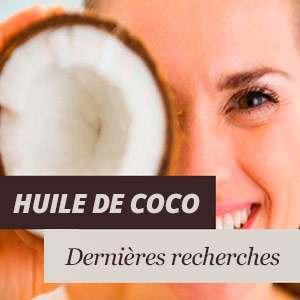 Huile de coco et cancer