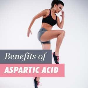 Benefits of Aspartic Acid