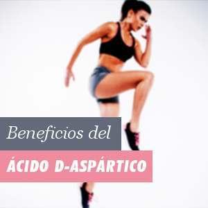 Beneficios del Ácido D-aspártico