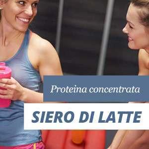 Proteina concentrata di siero del latte