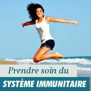 Prendre soin du système immunitaire