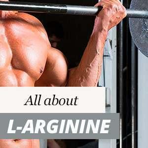 All about arginine