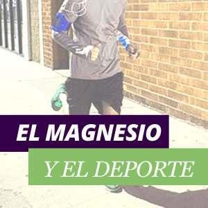 Magnesio y Deporte