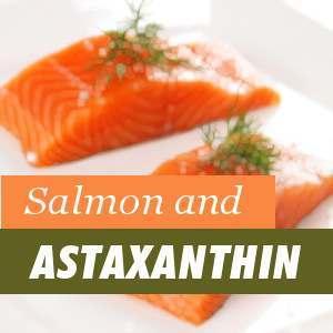 Salmon and Astaxanthin
